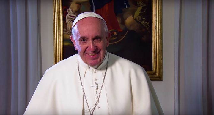 Pope Francis is set to deliver an unprecedented video message to Super Bowl fans on Sunday.