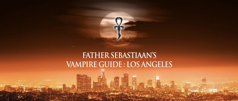 Father Sebastiaan's Vampire Guide : Los Angeles | HuffPost