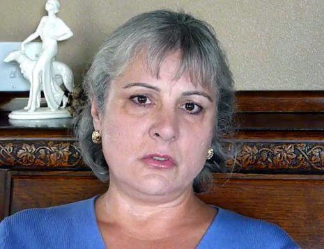 Susan Avila-Smith, Army veteran and military sexual trauma (MST) advocate.