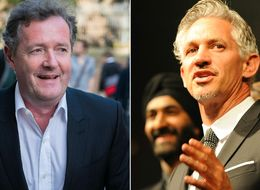 Gary Lineker Clashes With Piers Morgan Over Beckham 'Blackmail Hack'