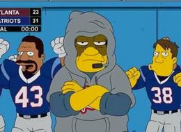 That Simpsons Super Bowl Prediction Meme Isn't Real