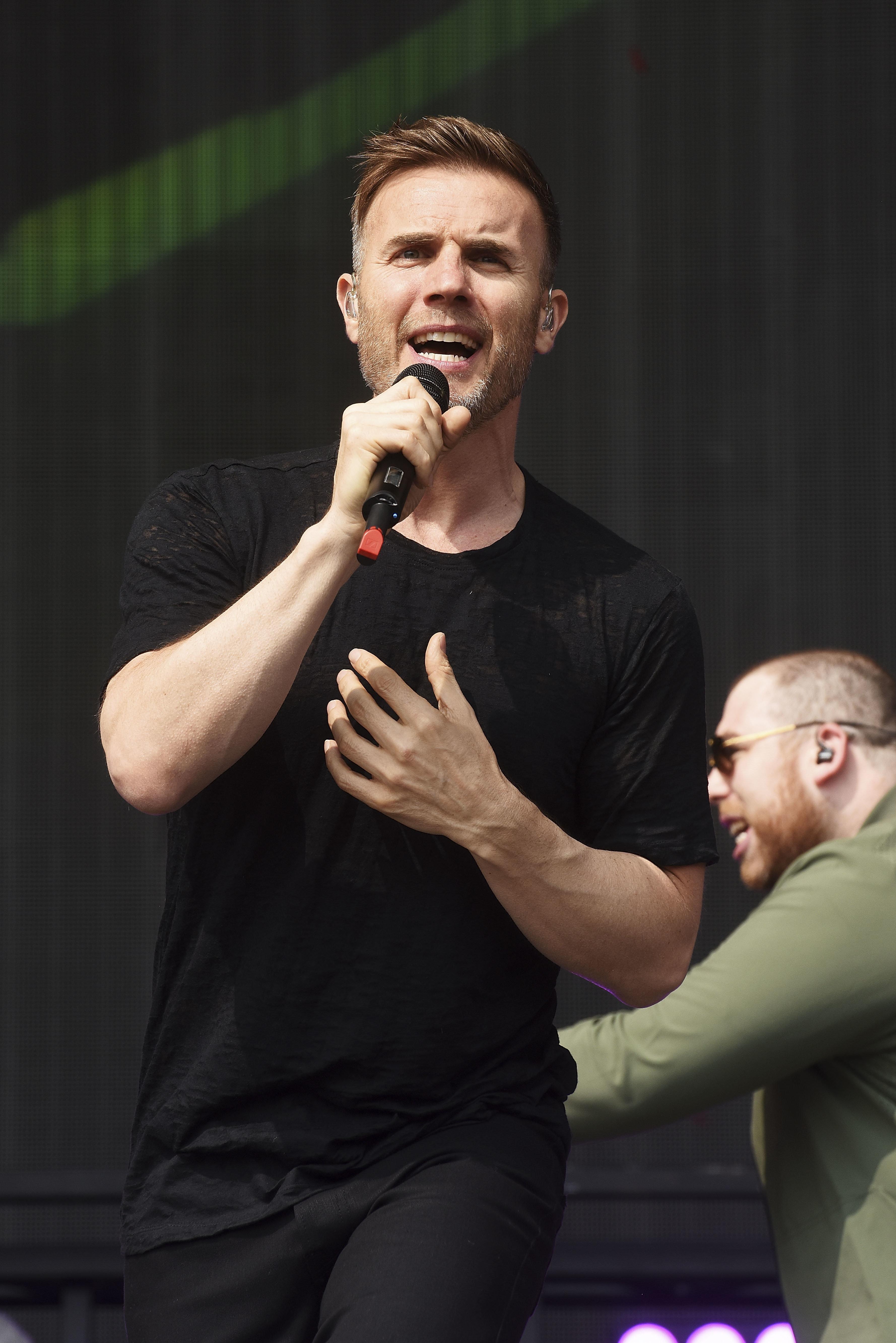 Gary Barlow 'Plans Take That Reunion' In Bid To Boost 'Let It Shine'