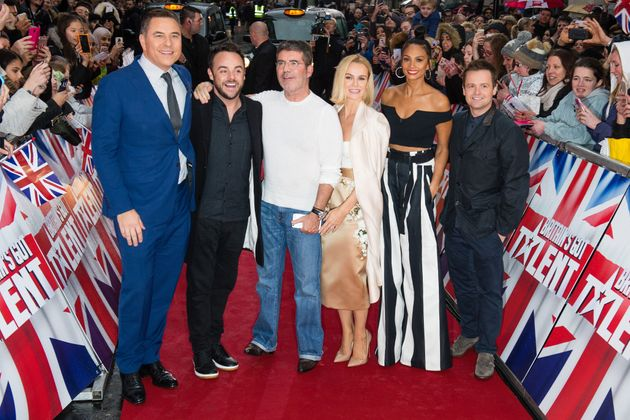 The 'Britain's Got Talent' judges and