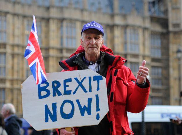 Image result for elderly brexit voter