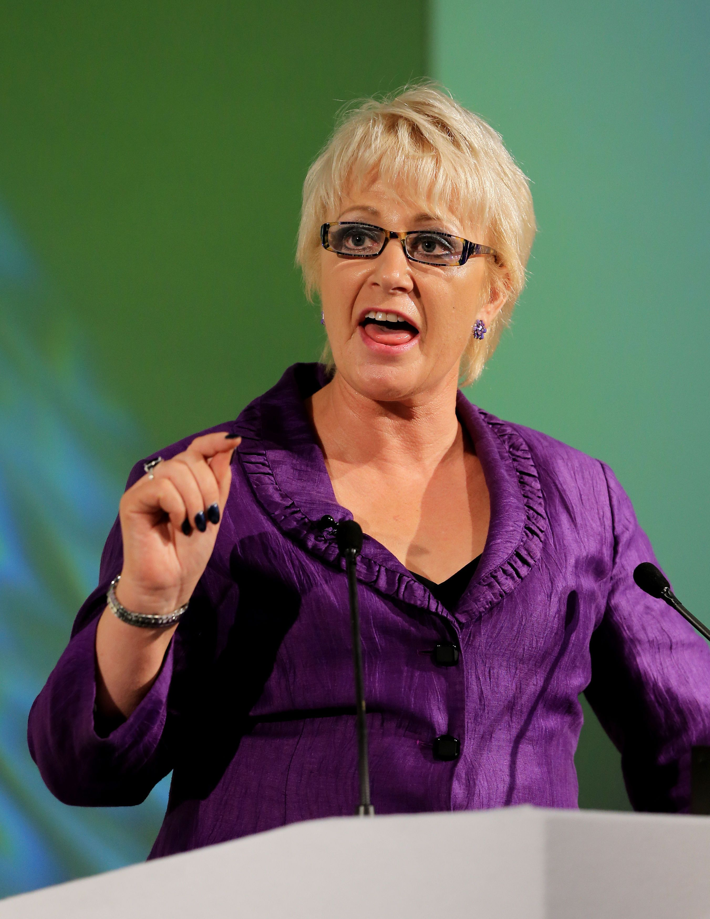Ukip MEP Jane Collins made remarks about the town's child abuse