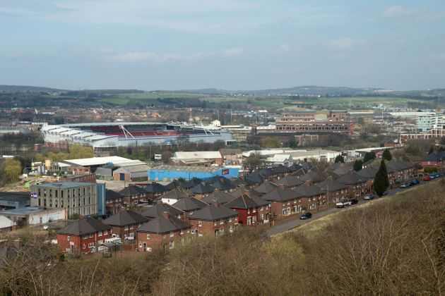 Rotherham, South Yorkshire, was the centre of a child abuse