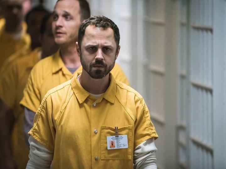 Sneaky Pete prison scene