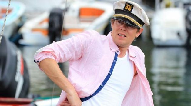 Kris Marshall reveals the decision to leave was made