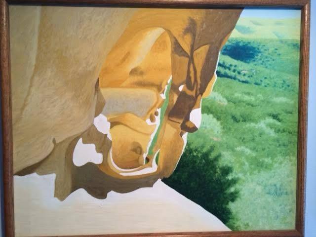 """<em>""""Surrealistic Sandstone""""</em>"""