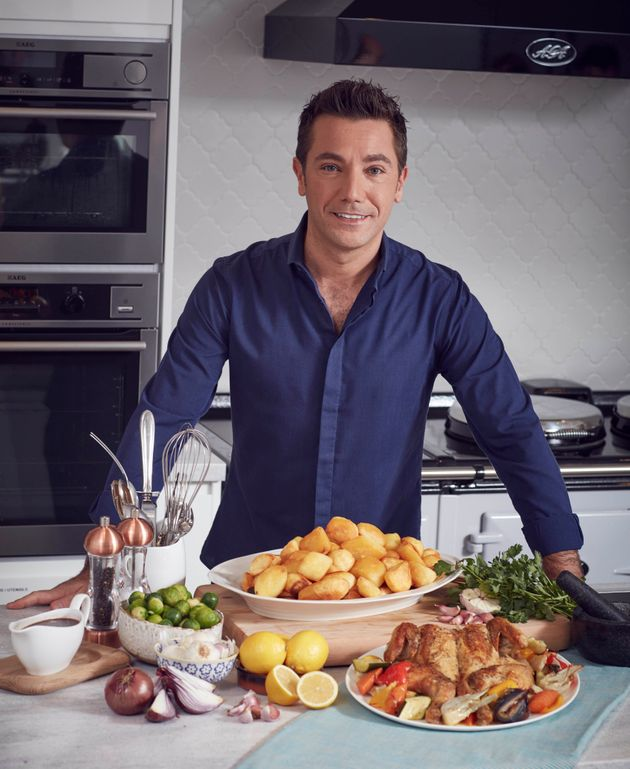 Gino D'Acampo doesn't fancy taking over from Mary