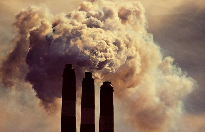 Smokestacks at coal-fired power plants are among the biggest polluters in the U.S.