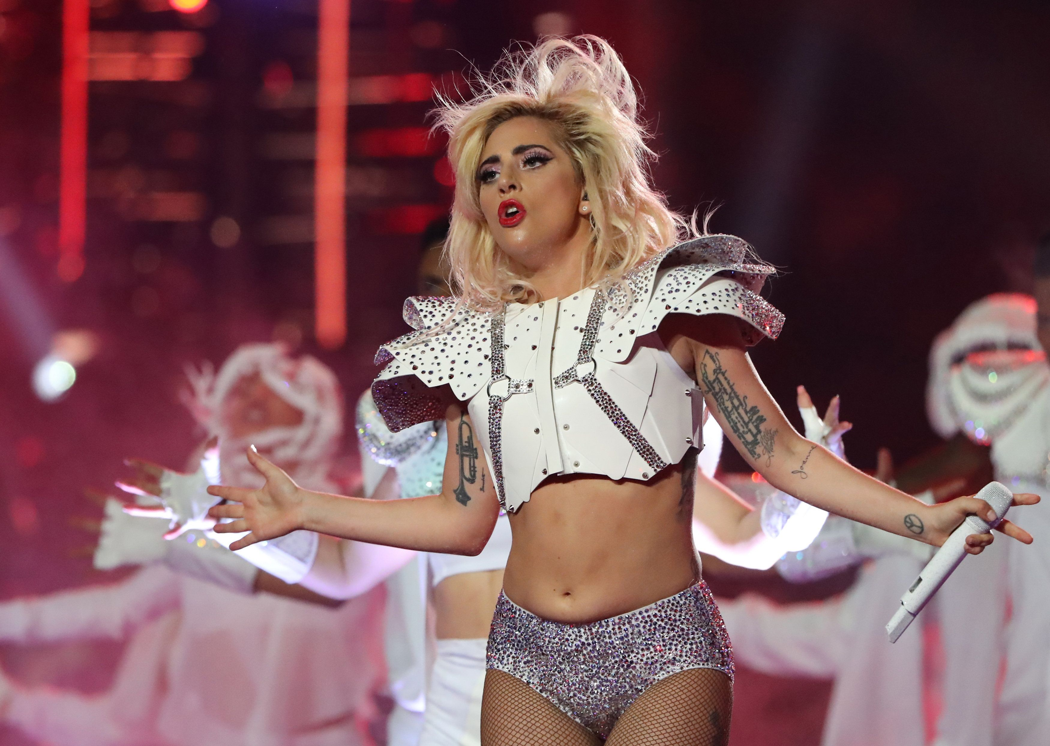 Lady Gaga Was Body-Shamed During Super Bowl Performance, The Little Monsters Weren't