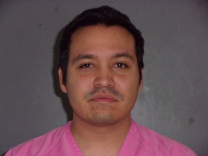 In January, Christopher Estrada was arrested on unrelated charges.