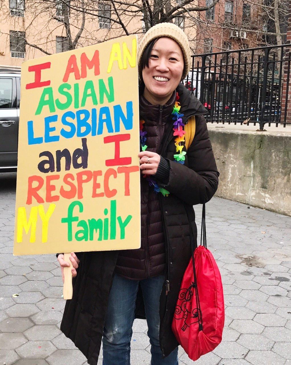 Mom lesbian Chinese