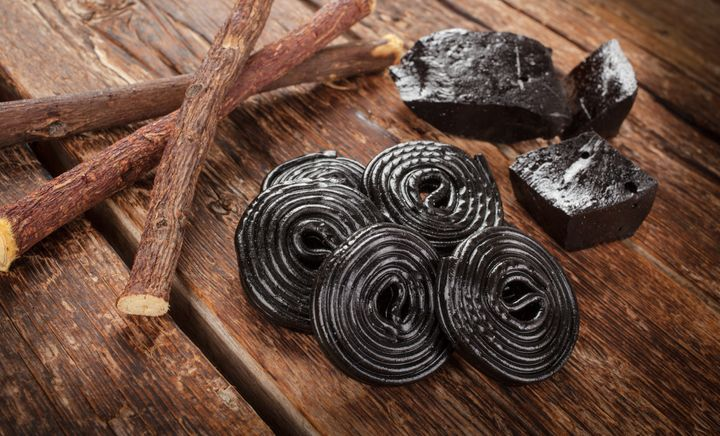 European-style black licorice may be harmful to fetuses, Finnish researchers say.