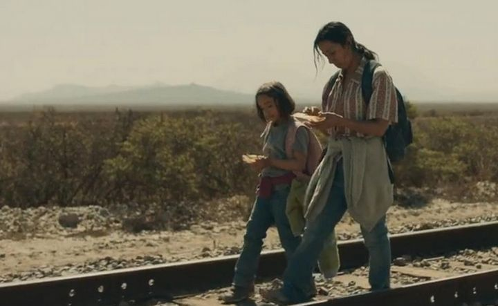 84 Lumber's Super Bowl ad about a mother and daughter trying to cross the border made waves.