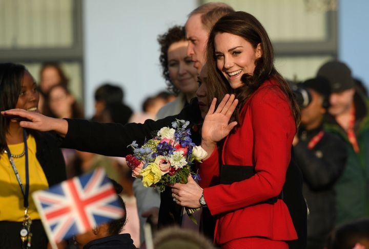 """""""My parents taught me about the importance of qualities like kindness, respect and honesty,"""" Kate said."""