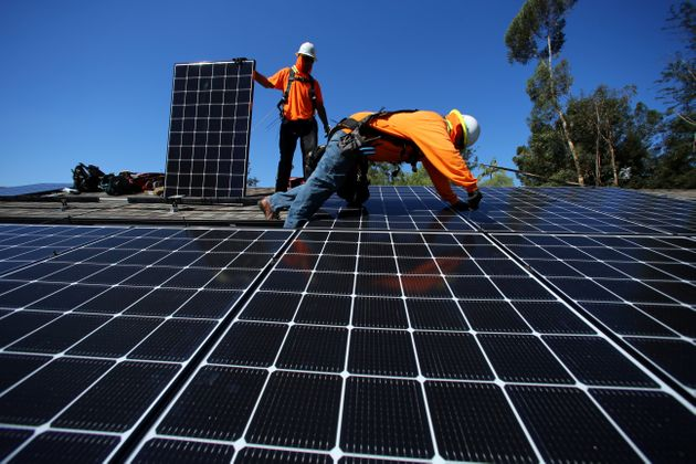 Solar surge accounts for one in every 50 new U.S.  jobs