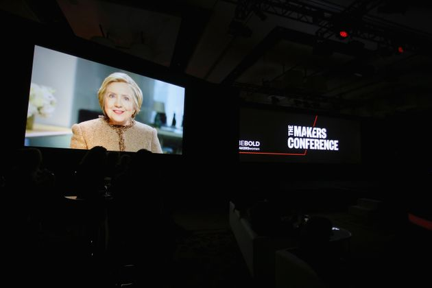 Hillary Clinton Declares 'The Future Is Female' In Powerful Video
