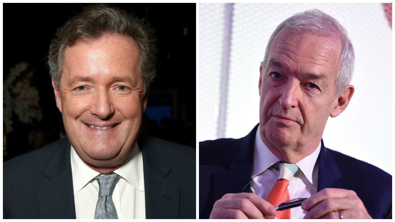 Piers Morgan Picks Fight With Jon Snow Over Fake News, Gets Shot Down