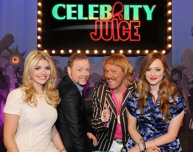 Rufus Hound was a regular on 'Celebrity