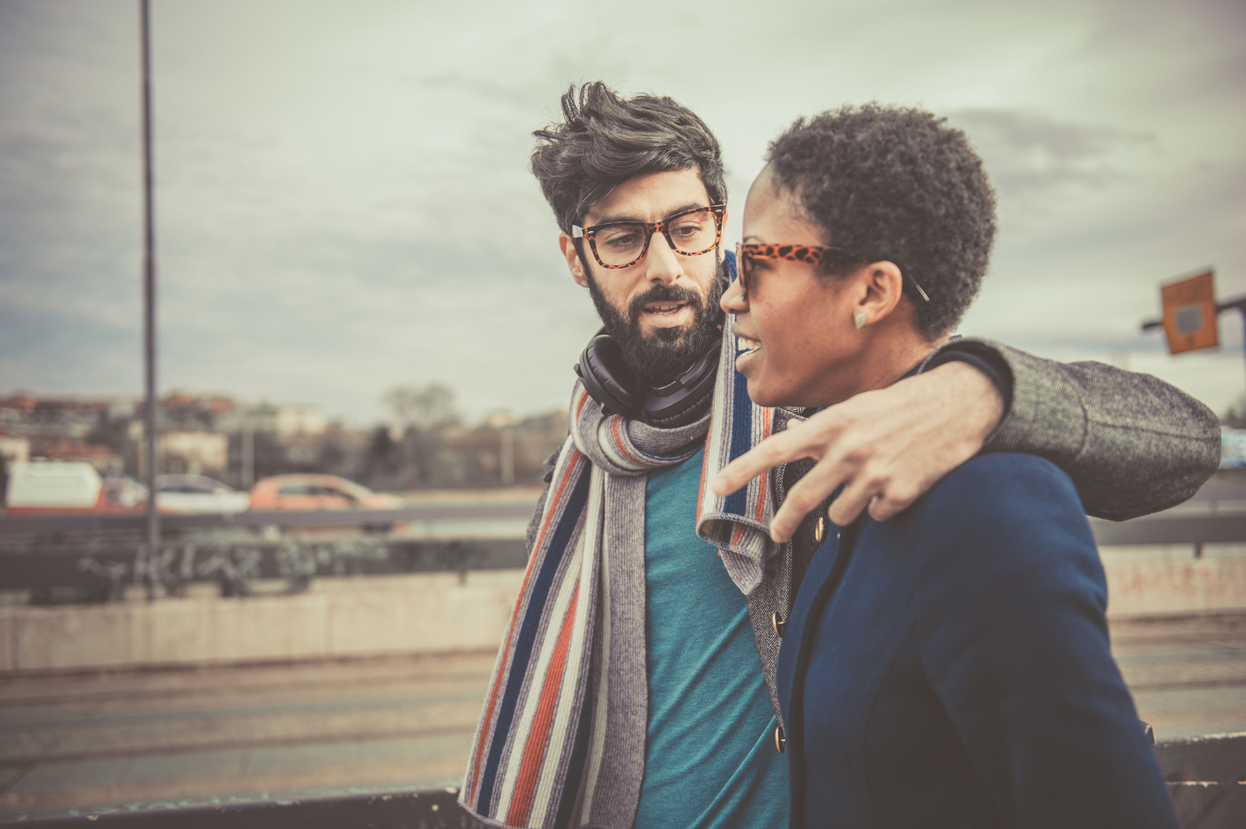 Interracial couples and prejudice