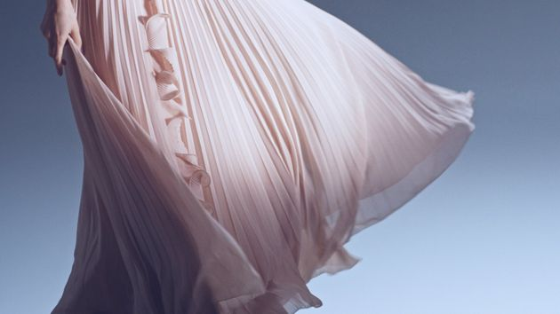This Stunning H&M Gown Is Made From Plastic