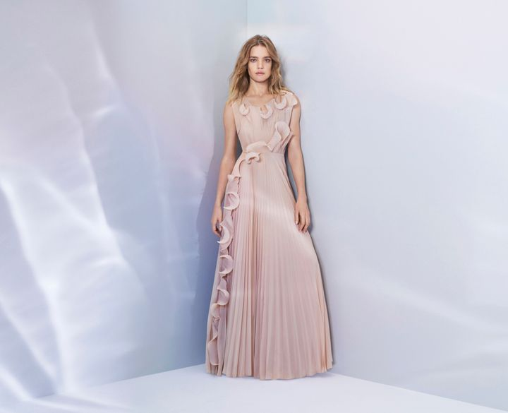 b2737680cd4d9 This Stunning H&M Gown Is Made From Plastic Waste | HuffPost Life