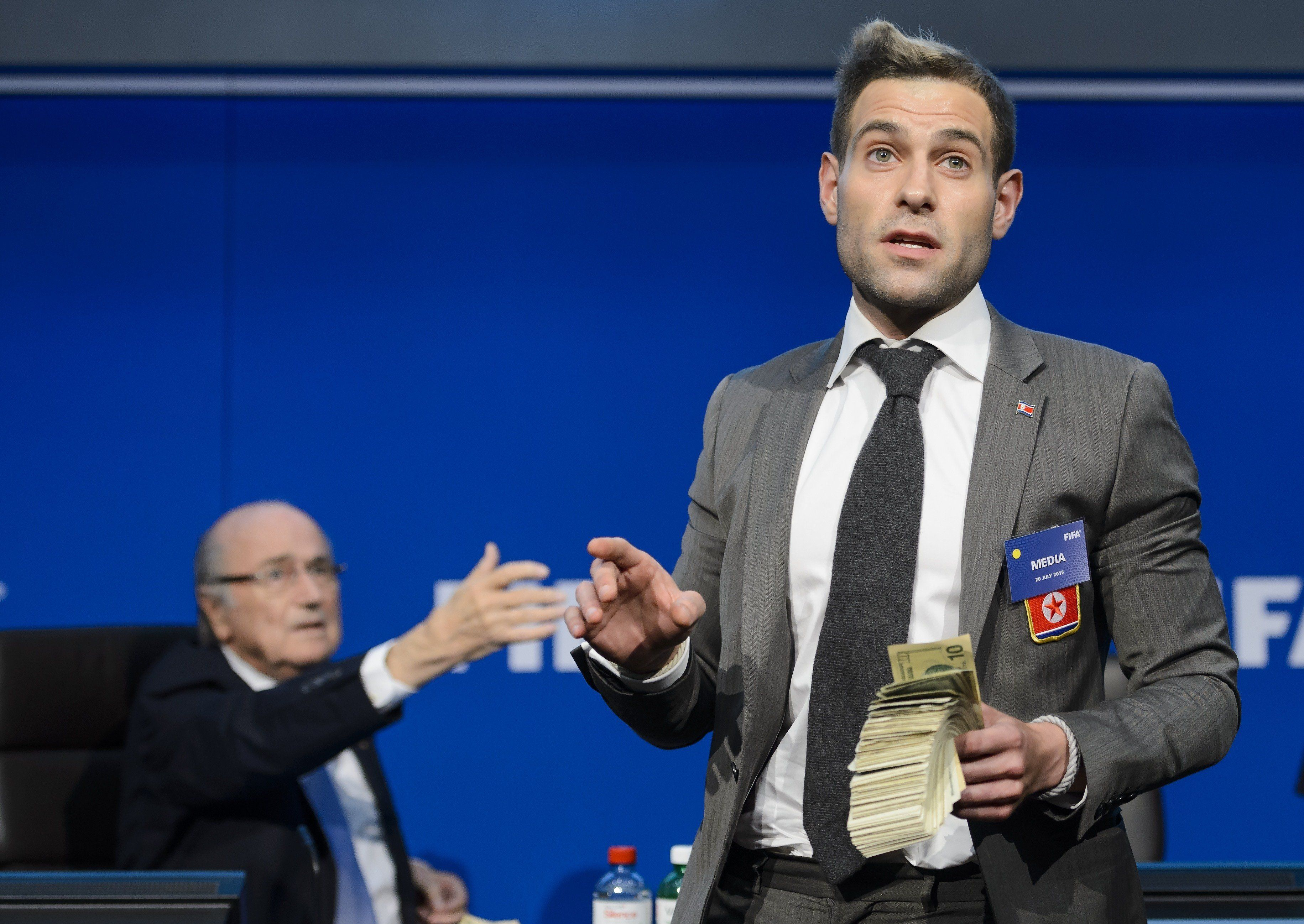 Relive 'Britain's Greatest Hoaxer' Simon Brodkin's Most Famous