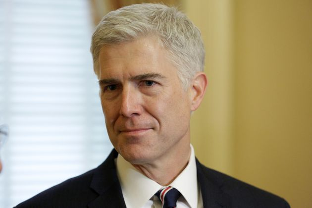 Fact check: Trump disputes whether Supreme Court nominee Gorsuch knocked him