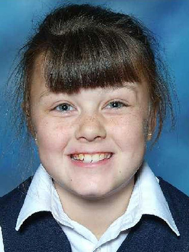 Shannon Matthews was nine when she was reported missing in