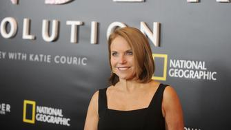 NEW YORK, NY - FEBRUARY 02:  Journalist Katie Couric attends as National Geographic hosts the world premiere screening of 'Gender Revolution: A Journey With Katie Couric' on February 2, 2017 in New York City.  (Photo by Brad Barket/Getty Images for National Geographic)