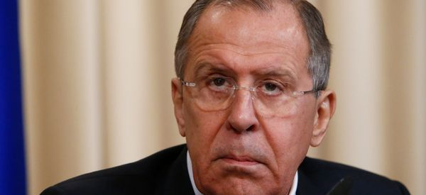 Russia's Lavrov Praises Trump's Approach On Ukraine