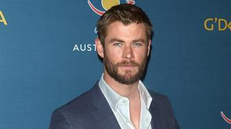 NEW YORK, NY - JANUARY 23: Actor Chris Hemsworth attends a virtual tour of Australia at Hudson Mercantile on January 23, 2017 in New York City.  (Photo by Jim Spellman/WireImage)
