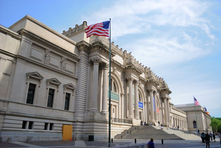 The Met houses over 2 million works of art.