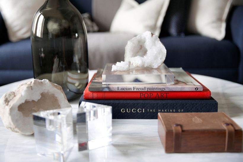 How To Style Your Coffee Table HuffPost - Gucci coffee table