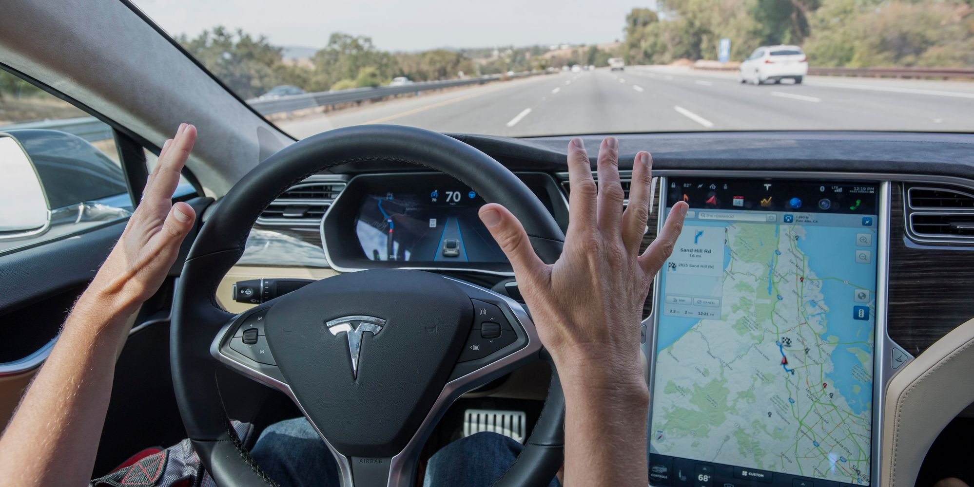 Remember that Fatal Tesla Crash? Politicians Might Be Partly to Blame.