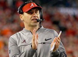 Atlanta Falcons Strike Gold Hiring Steve Sarkisian As Offensive Coordinator