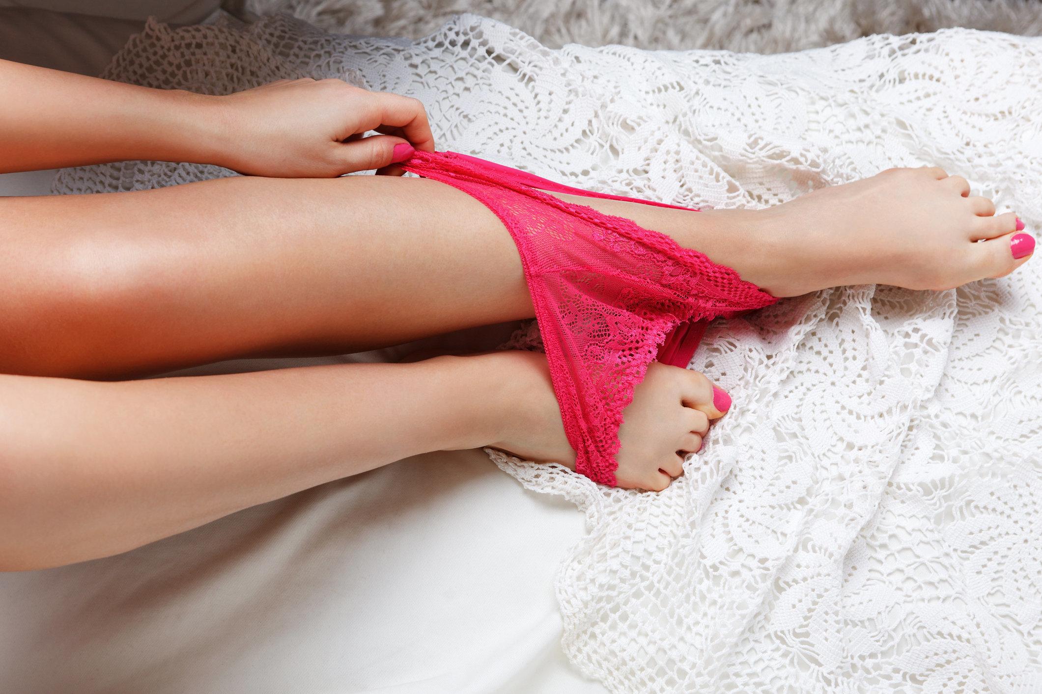First time masturbation story