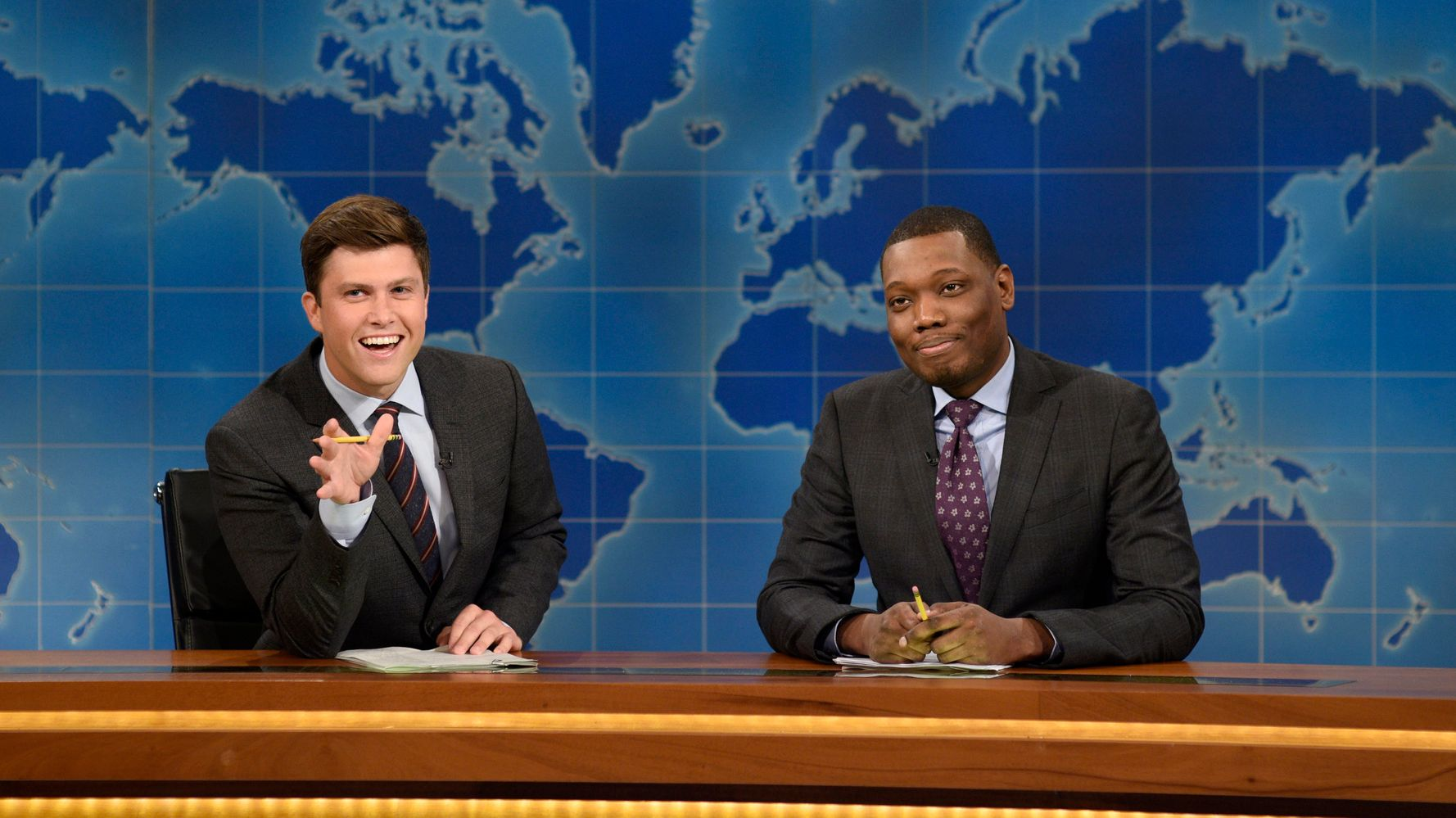 NBC Reportedly In Talks To Air 'Weekend Update' Spinoff Series