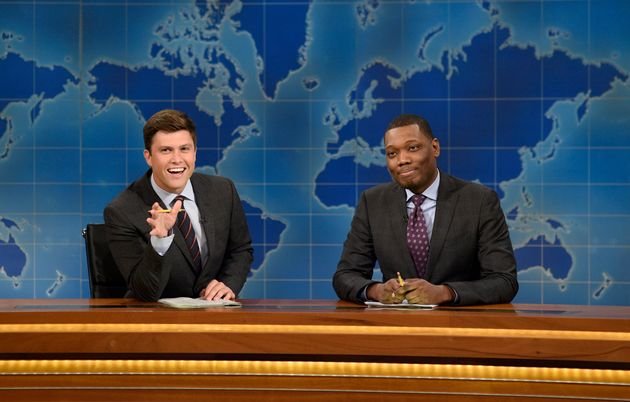 'Saturday Night Live' considering 'Weekend Update' spin-off in primetime