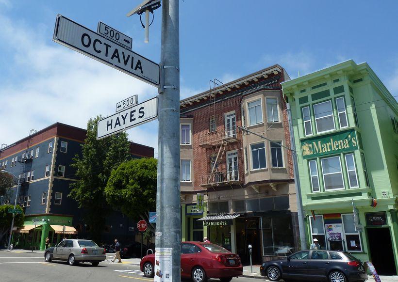 Italian Restaurant Chestnut Street San Francisco