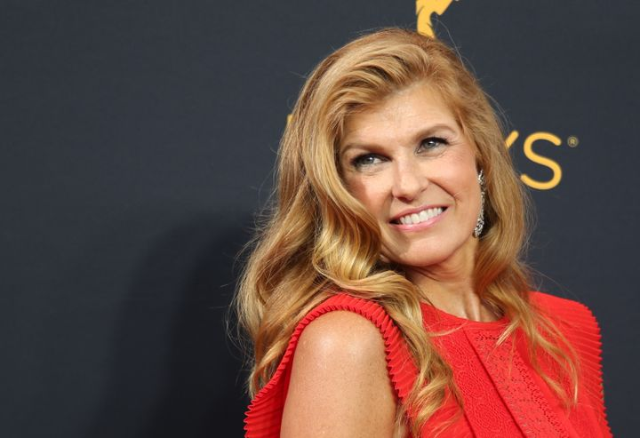 Actress Connie Britton is bringing attention to better heart health.