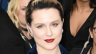 LOS ANGELES, CA - JANUARY 29:  Evan Rachel Wood attends the 23rd Annual Screen Actors Guild Awards at The Shrine Expo Hall on January 29, 2017 in Los Angeles, California.  (Photo by David Crotty/Patrick McMullan via Getty Images)