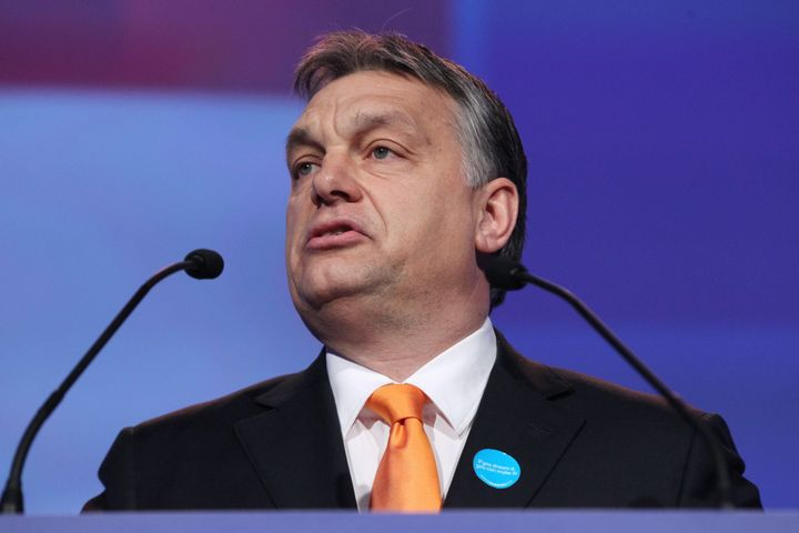"Prime Minister Viktor Orbán has described asylum seekers in Europe as ""poison."""