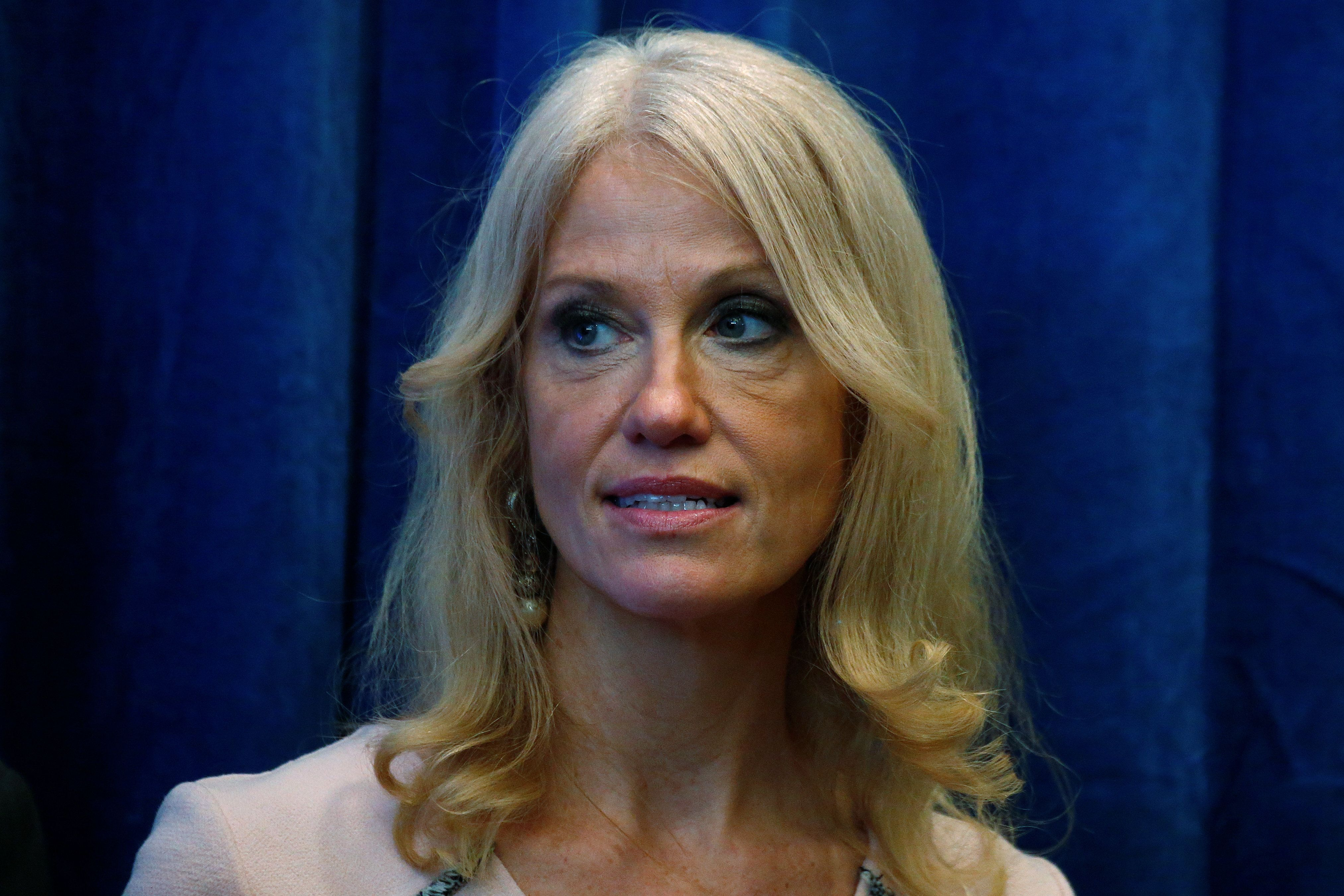 Kellyanne Conway On Trump's Silence To Quebec Mosque Attack: 'He Doesn't Tweet About