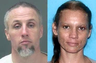 The couple is wanted for the shooting deaths of three women A fourth shooting left a mother critically wounded