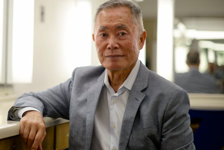 George Takei, actor and activist, in June 2016.