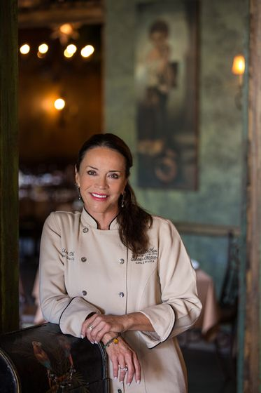 Executive Chef Lisa Dahl.
