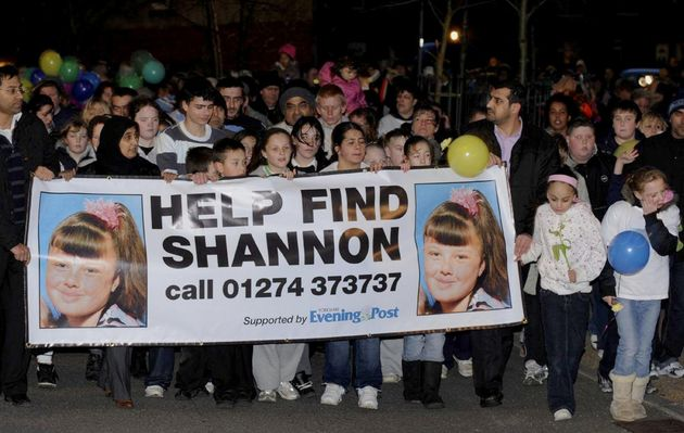 The community on the Moorside pulled together in the search for Shannon